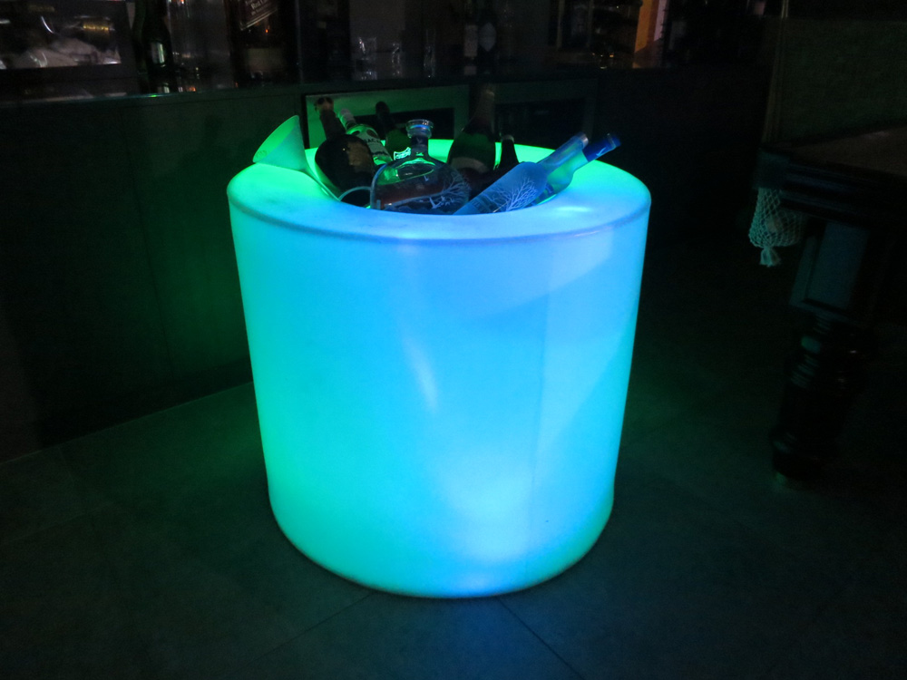 Epic Party Hire Neon LED Ice Buckets